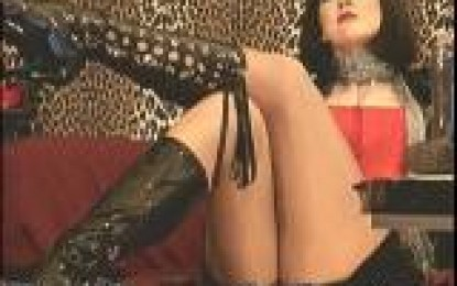 Cruel Dominatrix webcam girl MistressViv