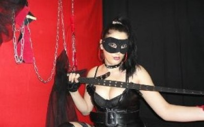 Cruel dominatrix webcam TanyaCBT