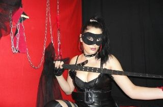 dominatrix webcam